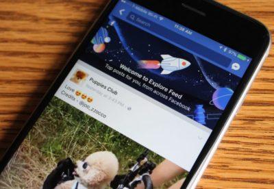 Facebook prepara mudanças no Feed de Notícias