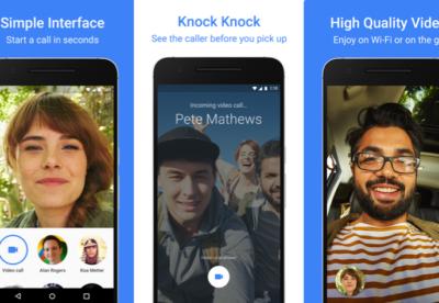 Chamadas de áudio e vídeo via apps – Conheça o Google Duo