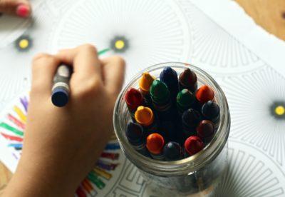 Arte para crianças!